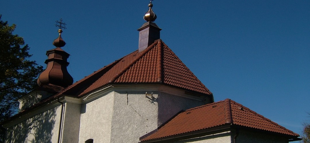Strecha Chrám Brusnica