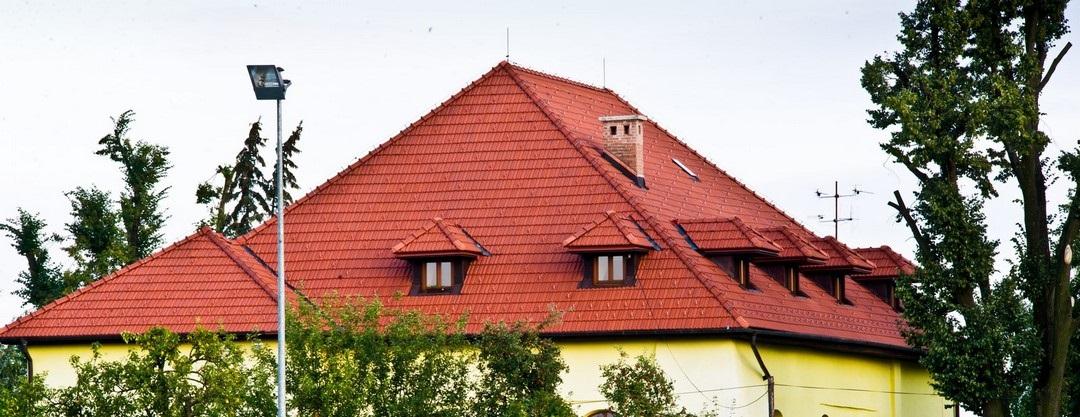 Strecha Kaštieľ Stropkov