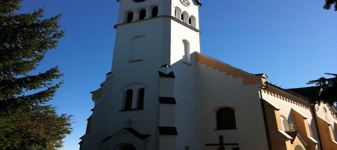 Strecha Kostol Nižny Hrušov