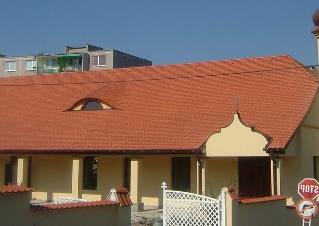 Kráľovský Chlmec rekonštrukcia strecha cerkva