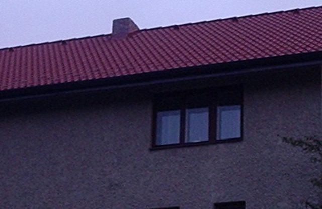 Rodinný dom Prešov strecha