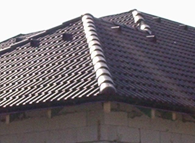 Rodinný dom Sitník strecha