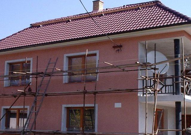Strecha Kručov/Domaša - 2004
