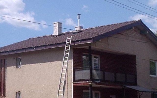 RD strecha v Stropkove