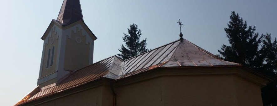 Stecha Kostol Mala Domaša